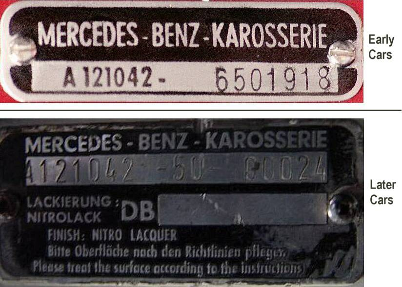 Mercedes van vin numbers autos post for Vin decoder mercedes benz